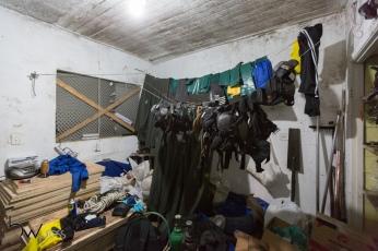 Polícia descobre um túnel, com cerca de 500 metros de extensão, que ligaria uma residência ao centro operacional do Banco do Brasil, na Rua Verbo Divino, na zona sul de São Paulo, na noite desta segunda-feira (02). 16 pessoas foram presas na operação e segundo a polícia o objetivo da quadrilha era chegar ao cofre do banco e conseguir subtrair cerca de 1 bilhão de reais. © BW PRESS Copyright protected - COPYING OR REPRODUCTION PROHIBITED. Imagens protegidas pela lei do direito autoral 9.610/98. É proibido o uso ou cópia sem permissão do autor. Sujeito às penalidades legais.