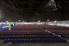 Movimentação na Campus Party 2018, no Palácio de Exposições do Anhembi, zona norte de São Paulo (SP), nesta terça-feira (30). O evento, que é o maior na área de tecnologia no Brasil, acontece até o dia 04 de fevereiro e os organizadores esperam receber cerca de 120 mil visitantes. © BW PRESS COPYING OR REPRODUCTION PROHIBITED. AVISO: Imagens protegidas pela lei do direito autoral 9.610/98. É proibido o uso ou cópia sem permissão do autor. Sujeito às penalidades legais.