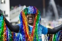 Ensaio técnico para o Carnaval 2018 da escola de samba Acadêmicos do Tatuapé, no Sambódromo do Anhembi em São Paulo (SP), neste domingo (28). Os desfiles do grupo especial acontecem nos dias 09 e 10 de fevereiro.