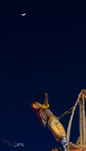 Desfile da escola de samba Unidos de Vila Maria, pelo grupo especial, no Sambódromo do Anhembi em São Paulo (SP), neste sábado (10). © BW PRESS COPYING OR REPRODUCTION PROHIBITED. AVISO: Imagens protegidas pela lei do direito autoral 9.610/98. É proibido o uso ou cópia sem permissão do autor. Sujeito às penalidades legais.