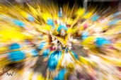 Desfile da escola de samba X9, pelo grupo especial, no Sambódromo do Anhembi em São Paulo (SP), neste sábado (10). © BW PRESS COPYING OR REPRODUCTION PROHIBITED. AVISO: Imagens protegidas pela lei do direito autoral 9.610/98. É proibido o uso ou cópia sem permissão do autor. Sujeito às penalidades legais.