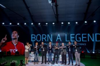 O jogador Neymar Jr participa de evento da Semp TCL, joint venture entre a Brasileira Semp e a Chinesa TCL, para confirmar sua participação como garoto-propaganda da marca, nesta terça feira (17), em São Paulo (SP). Neymar vai estrelar campanhas na televisão, na internet e na mídia impressa.