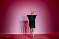 Gravação de cenas do programa Caldeirão do Huck, durante o quinto dia da edição N46, do São Paulo Fashion Week (SPFW), no espaço Arca, na zona oeste de São Paulo (SP), nesta quinta feira (25).