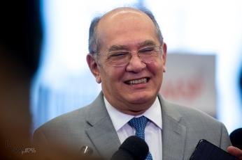 Gilmar Mendes, Ministro do STF, durante um evento com advogados em São Paulo. Paulo Lopes @BWPRESSFOTO COPYING OR REPRODUCTION PROHIBITED. Proibido o uso ou cópia sem permissão do autor. #istoé #afp #afpphoto #veja #vejasp #estadão #folhapress #getty #zuma #shutterstock #dpa #europress #anpfoto #arfocsp #gilmarmendes #stf #corrupção #roubo #lavajato #moro #aasp #advogado