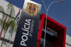 O governador de São Paulo, João Doria, durante cerimônia de inauguração das novas instalações do 8º Distrito Policial (Brás), na zona leste de São Paulo, nesta quarta-feira (11). PAULO LOPES @BWPressFoto COPYING OR REPRODUCTION PROHIBITED. É proibido o uso ou cópia sem permissão do autor. #agenciaoglobo #agenciaestado #istoé #afp #afpphoto #veja #vejasp #estadão #folhapress #getty #zuma #shutterstock #dpa #bwpress #europress #anpfoto #arfocsp #doria #policia #apostila #governador #governo #educação #delegacia