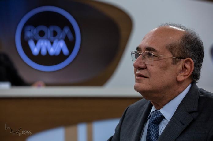 Gilmar Mendes, ministro do STF, durante o programa Roda Viva, nos estúdios da TV Cultura, em São Paulo, nesta segunda feira (7). PAULO LOPES @BWPressFoto COPYING OR REPRODUCTION PROHIBITED. É proibido o uso ou cópia sem permissão do autor. #agenciaoglobo #agenciaestado #istoé #afp #afpphoto #veja #vejasp #estadão #folhapress #getty #zuma #shutterstock #dpa #bwpress #europapress #anpfoto #arfocsp #janot #lavajato #vazajato #hacker #telegram #gilmar #stf #pgr #governo #brasil