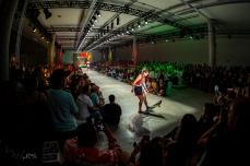Cavalera parade, during the São Paulo Fashion Week (SPFW), N48 edition, in São Paulo, Brazil.