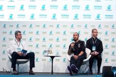 O piloto Lewis Hamilton, da equipe Mercedes, hexacampeão mundial de Fórmula 1, participa de entrevista coletiva no Palácio Tangará, em São Paulo (SP), nesta quarta feira (13). PAULO LOPES @BWPressFoto COPYING OR REPRODUCTION PROHIBITED. É proibido o uso ou cópia sem permissão do autor. #agenciaoglobo #agenciaestado #istoé #afp #afpphoto #veja #vejasp #estadão #folhapress #getty #zuma #shutterstock #dpa #bwpress #europapress #anpfoto #arfocsp #hexa #hamilton #petronas #mercedes #lewis #campeão #champion #formula1 #gpbrasil